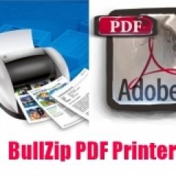BullZip PDF Printer скачать бесплатно