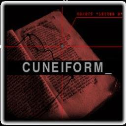 скачать OCR CuneiForm 12 бесплатно