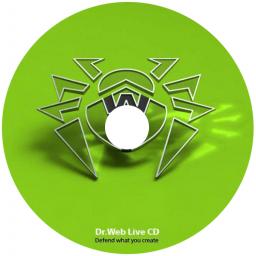 Dr.Web LiveCD скачать бесплатно