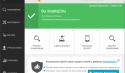 Интерфейс программы Avast Free Antivirus