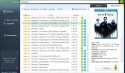 Загрузки в МедиаГет - основное окно программы