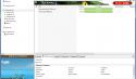 свободная версия Торрент программы uTorrent - основное меню
